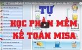 Video học phần mềm kế toán Misa thực hành các nghiệp vụ